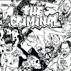 """The Criminal Minds – The Criminal 12"""" White House Records – WYHS012"""
