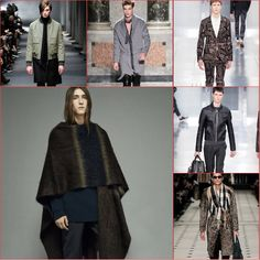 Menswear Trends for Fall-Winter 2015-2016