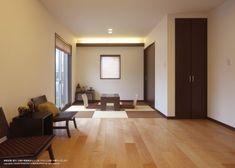 リビングルームの施工事例をご紹介いたします。