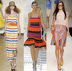 runway stripes