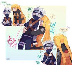 Naruko Uzumaki, Kakashi Sensei, Naruto Cute, Naruto Shippuden Sasuke, Anime Naruto, Naruto Comic, Naruto Oc Characters, Funny Naruto Memes, Naruto Pictures
