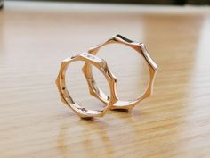 material:k18pg wide:3mm/4mm option:diamond,birthstone http://www.yubiwatsukuru.com/