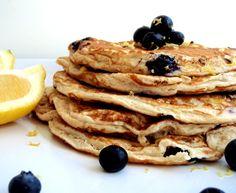 Cottage Cheese Oat Protein Pancakes | Tasty Kitchen
