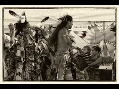 """""""Native American Round Dance Music With Drums and Chants"""" by Northern Cree (Video)"""