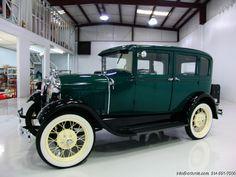 1929 Ford Model A Sedan | 1929 FORD MODEL A TOWN SEDAN