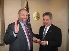 Reason #65 candidate: You can meet @Daroff (left) in person at the 2013 GA.  -@carlyeinfeld. #65Reasons #JFNAGA