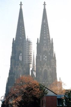 Cologne Cathedral, Germany (by winninator) --> cannot wait to go again!