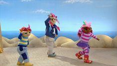 Koning Koos zingt samen met Sassa en Toto een liedje over Indianen met een dansje erbij. Doe je mee? Cowboys, Disney Characters, Fictional Characters, Drama, Disney Princess, Carnival, Yoga For Kids, America, Drama Theater
