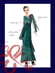 islamic fashion dsign