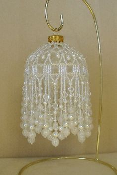 bead ornament cover - Google Search
