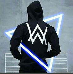 Here you can find most impressive collection of Alan Walker Logo Wallpaper to use as a background for your iPhone and Android device. Dj Alan Walker, Walker Logo, Marshmallow Pictures, Watsapp Dp, Demon Wolf, 8k Wallpaper, Electro Music, Avicii