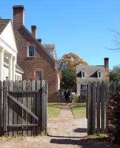 Colonial Williamsburg – Oct 30 & 31, 2016