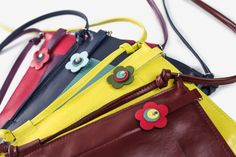 """""""Malaga"""" leather bag (cross body and mini backpack) Party Bags, Mini Backpack, Malaga, Cross Body, Leather Bag, Backpacks, Accessories, Bags, Leather"""