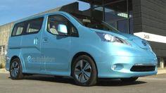 Nissan e-NV200 Small Van Concept | Nissan USA