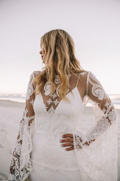 Sia by Rue De Seine available at The Bridal Atelier www.thebridalatelier.com.au #sheisthebridalatelierbride @thebridalatelier || With Love, TBA xo.