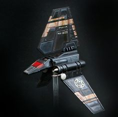 SHOWCASE: Stunning X-Wing Repaints   Wargames, Warhammer & Miniatures News: Bell of Lost Souls