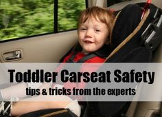 Every mom needs a good reminder :) {A must-read.  Tips for being sure you're buckling the kid in properly.}