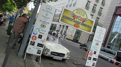 a great article about and the renowed Budapest Classic GP 2013 on the iLuxus. Budapest, Mercedes Benz, Times Square, Classic, Life, Derby, Classic Books