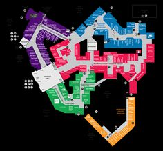 mall map for the mills at jersey gardens a simon mall located