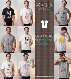 camiseta gravida - Pesquisa Google