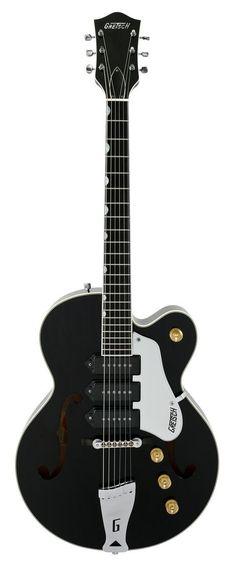 Gretsch Custom Shop 6120 Black Masterbuilt