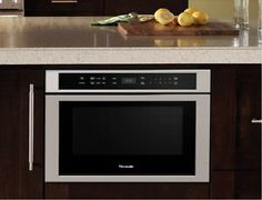 Thermador 24 Built In Microwave Drawer Stainless Steel Md24js