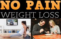 How to Lose Weight with No Pain - No pain, no gain is a valid statement, but so is Work smart, not hard. Reaching fitness doesn't have to be a painful journey of blood, sweat and tears if you plan it correctly. In order to drop some extra pounds with the least amount of effort and feel accomplishment without feeling much... - How To, Lose Weight, Lose Weight No Pain, No Pain, Pain, Pain No - Health, health care, How To, man, other, Weight Loss, woman