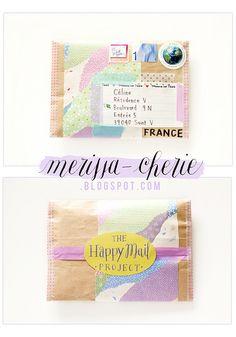 Merissa to Celine envelope Envelope Lettering, Envelope Art, Cool Lettering, Snail Mail Gifts, Snail Mail Pen Pals, Mail Art Envelopes, Stationery Paper, Happy Mail, Note Paper