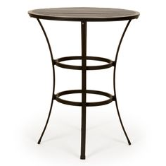 San Michelle Round Bistro Table
