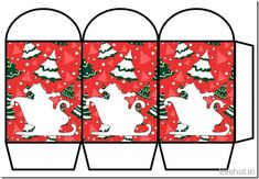Christmas Paper Lantern Template Craft  Christmas Paper Paper
