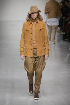 Songzio Fall-Winter 2017 - London Fashion Week Men's