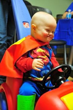 Many children dream of becoming superheroes. Last weekend, thanks to California-based nonprofit Capes4Heroes and local collaborators in Chapel Hill, more than 80 pediatric patients at N.C. Children's Hospital were able to live that dream.