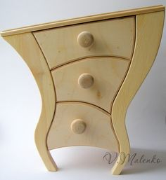 mini chest of drawers - base for decor