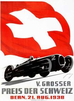 V. Grosser Preis der Schweiz für Automobile, 1938