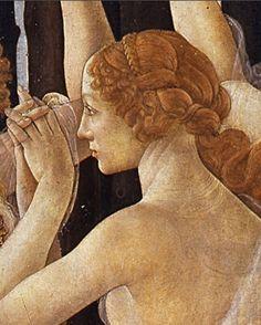 Regilla ⚜ Spring, Botticelli