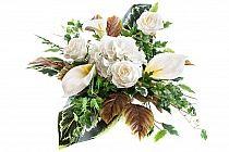 Kompozycje Nagrobne Dekoracje Kwiaty Sztuczne Wiazanki Stroiki Na Cmentarz Sklep Internetowy Strona 2 Hurtownia Floral Wreath Table Decorations Floral