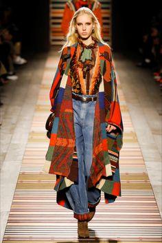 Sfilata Etro Milano - Collezioni Autunno Inverno 2018-19 - Vogue