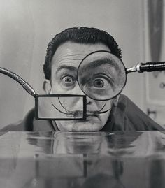 23 Highlights from the 2015 Photo Shanghai Art Fair  © Willy Rizzo, Salvador Dali – Loupes, Paris, 1949. Courtesy of Galerie DUMONTEIL, Shanghai, Paris, New York