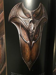 Mirkwood Elven shield