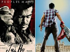 2014 brings with it a lot of happiness, and more so a lot of movies. With movies like Jai Ho, It's Entertainment, Highway and many more releasing next year, looks like 2014 is going to be one hell of a year for Bollywood atleast. Here are the many movies you should watch in the coming year. Image courtesy: Movie Posters, BCCL Don't Miss:Bollywood's Mother-Daughter Duos Who Look Alike