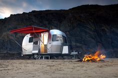 Newly issued Airstream.