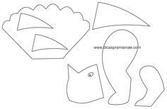 dinossauro-de-bexiga-molde-3.png (1163×761)