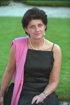 Chantal (b.1946)...daughter of Luigi/Bourbon-Parma & Maria Francesca/Savoy