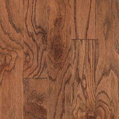Shop Bruce Frisco 5 In W Prefinished Oak Hardwood Flooring