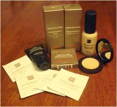 Sweepstakes #MiaMariu Giveaway Perfect Canvas Makeup - Perfecting Finish Mineral Primer, a Perfecting Finish Mineral Cream Concealer (color of choice) and a Perfecting Finish Mineral Foundation (Formula and color of your choice)