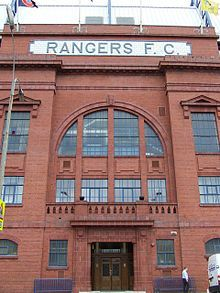 Ibrox Stadium/Glasgow, UNITED KINGDOM [Rangers FC]
