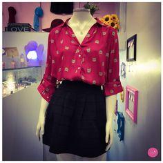 Look perfeito com a camisa Teddy Bear Moschino inspired!  #vemprazas