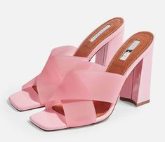 Get trending shoes at Topshop. From wear-with-everything mid-heels and sandals, to leather boots you'll want to live in, shop online for free click & collect. Women's Shoes, Shoes 2018, Mules Shoes, Buy Shoes, Me Too Shoes, Heeled Mules, Shoe Boots, Wedge Mules, Mule Sandals