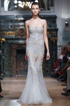 Tony Ward Haute Couture Spring Summer 2014 Paris - NOWFASHION