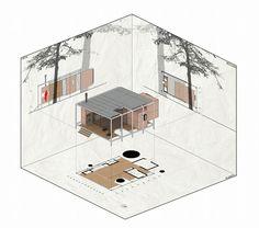 CUMPA + PÉREZ arquitectos - Timbues Pavilion